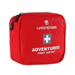 Lifesystems Adventurer First Aid Kit - Camouflage Store
