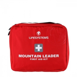 Lifesystems Mountain Leader First Aid Kit - Camouflage Store
