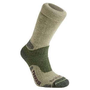 Bridgedale Trekker Socks (Green) - Camouflage Store