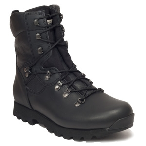 Altberg Tabbing Boot (Black) - Camouflage Store