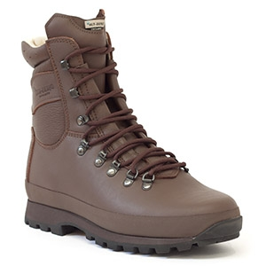 Altberg Warrior Boot (Brown) - Camouflage Store