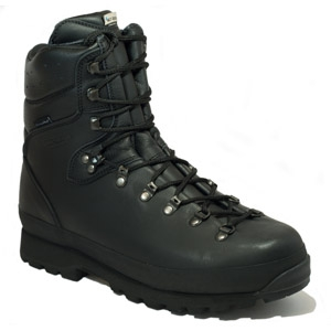 Altberg Bergen Boot (Black) - Camouflage Store