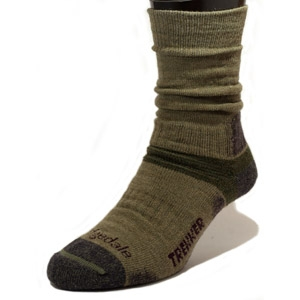 Bridgedale Endurance Trekker Socks (Green)