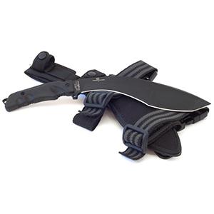 FKMD Extreme Tactical Trakker (Black)