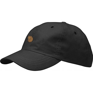 Fjallraven Helags Cap (Dark Grey)