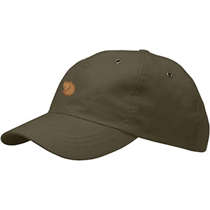Fjallraven Helags Cap (Dark Olive) - Camouflage Store
