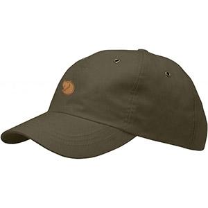 Fjallraven Helags Cap (Dark Olive)