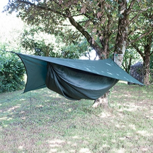 Hennessy Expedition Asym Hammock - Camouflage Store