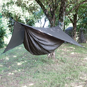 Hennessy Explorer Deluxe Asym Hammock - Camouflage Store