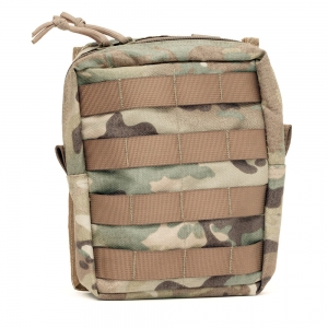 HF Tech Vertical Utility Pouch (ATP) - Camouflage Store