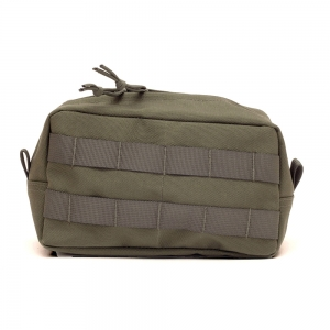 HF Tech Horizontal Utility Pouch (Olive) - Camouflage Store