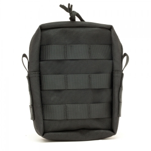 HF Tech Medium Utility Pouch (Black) - Camouflage Store