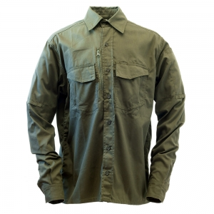 SOLO BDU Shirt (Olive Green) - Camouflage Store