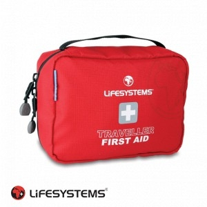 LifeSystems Traveller First Aid Kit  - Camouflage Store