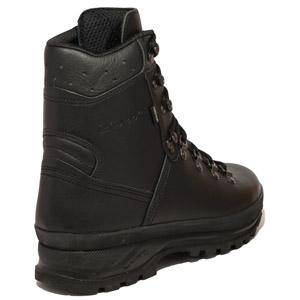 3886c141d1b Lowa Mountain GTX (Gore-tex) - Black Boots - Lowa - Footwear ...