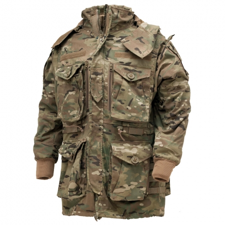 SOLO Pathfinder Smock - Camouflage Store