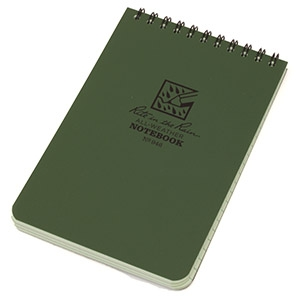 Rite in the Rain Notebook - Camouflage Store