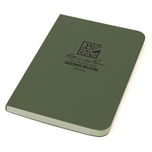 Rite in the Rain Memo Book - Camouflage Store