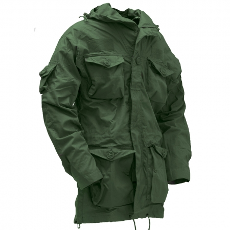 Solo LRP Smock (OG) - Camouflage Store