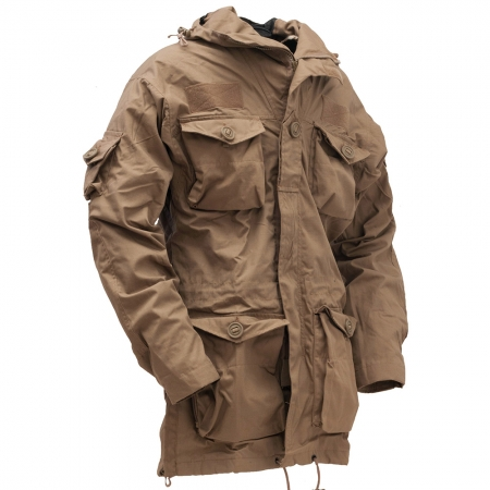 Solo LRP Smock (Tan) - Camouflage Store