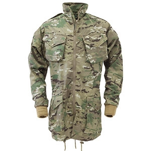 SOLO ATP Para Smock - Camouflage Store