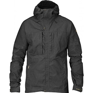 Fjallraven Skogsö Jacket (Dark Grey)