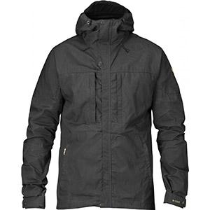 Fjallraven Skogsö Jacket (Dark Grey)