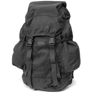 Snugpak Sleeka Force Rucksack (Black)