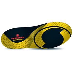 Sorbothane Double Strike Insole - Camouflage Store