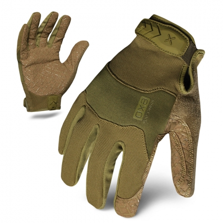 Ironclad Tactical Grip Glove - Olive Green