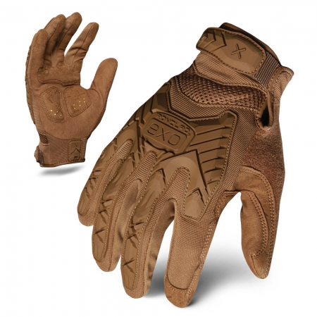 Ironclad Tactical Impact Glove - Coyote - Camouflage Store