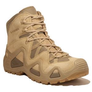 Lowa Zephyr Mid TF Desert Boots