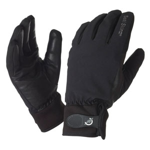 Sealskinz® All Season Gloves (Black) - Camouflage Store
