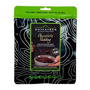 Wayfarer Chocolate Pudding