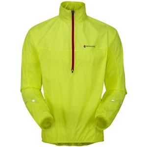Montane Featherlite Smock (Fluorescent Yellow) - Camouflage Store