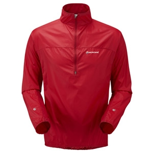 Montane Featherlite Smock (Red) - Camouflage Store