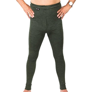 USSEN Extreme Performance Long Johns (Olive)