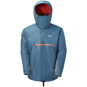 Montane Extreme Smock 2014 (Blue) - Camouflage Store
