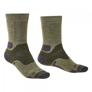 Bridgedale Hike Midweight Socks (Green)