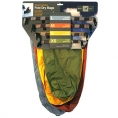 Exped Folding Drybags - 4 Pack - Thumbnail 01<