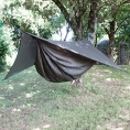 Hennessy Explorer Deluxe Asym Hammock - Thumbnail 01 - Camouflage Store