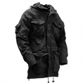 Solo LRP Smock (Black) - Thumbnail 01 - Camouflage Store