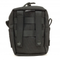 HF Tech Medium Utility Pouch (Black) - Thumbnail 02