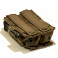 SOLO ATP MOLLE Double 9mm Pouch - Thumbnail 03 - Camouflage Store