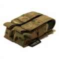 SOLO ATP MOLLE Double 9mm Pouch - Thumbnail 04 - Camouflage Store