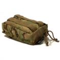 SOLO ATP MOLLE Small Utility Pouch - Thumbnail 02 - Camouflage Store