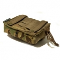 SOLO ATP MOLLE Small Utility Pouch - Thumbnail 03 - Camouflage Store