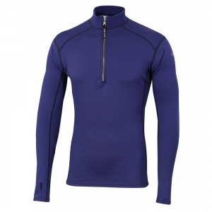 Sub Zero Factor 2 Zip Turtleneck (Blue)