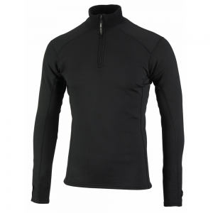 Sub Zero Factor 2 Zip Turtleneck (Black)